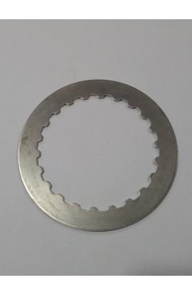 Disco frizione acciaio interno Pavesi testa quadra