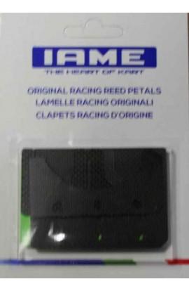 Kit lamelle carbonio 0,30/0,33 Iame Screamer KZ