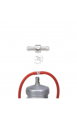 Raccordo per tubo overflow carburatore