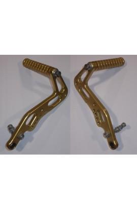Coppia pedali ergal usati
