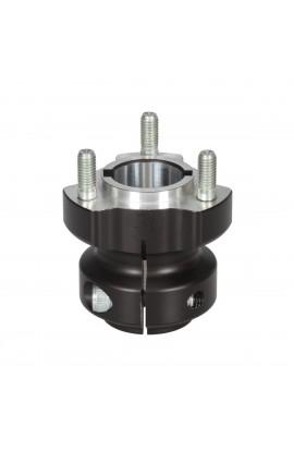 Mozzo Posteriore In Alluminio 30/62-6/8 Anodizzato