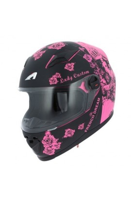 Casco Astone GT2 KIDS Graphic LADY CUSTOM