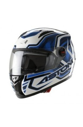 Casco Astone GT graphics EXCLUSIVE BURNING