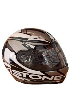 Casco Astone Graphic Booster