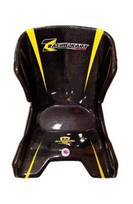 Sedile TRANSFORMER Carbonio TK Kart Racing