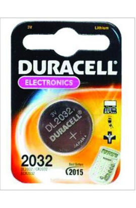 PILE DURACELL SPECIAL LITIO 3V CR 2032