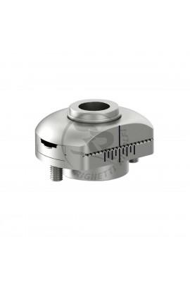 CC-Solver Caster, Passo 1,5mm, Foro 10mm