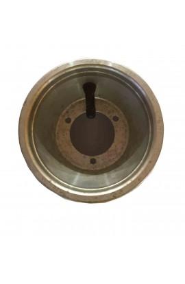 Cerchio In Alluminio D.68 Foro 6 125mm