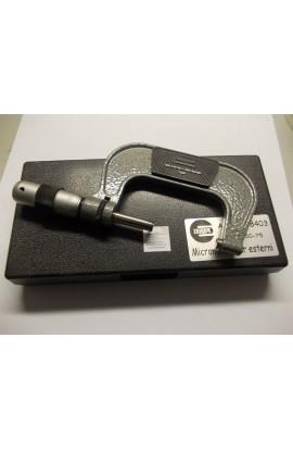 Europe micrometro per esterni 50-75mm