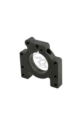 Guscio in Alluminio Anod. , Nero, per Cuscinetto 30mm - Righetti Ridolfi