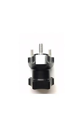 Mozzo Anteriore Alluminio KF/KZ L.75mm