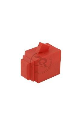 Parapolvere per Pompa Freno, Colore Rosso, Righetti Ridolfi