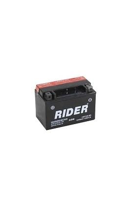 Batteria RIDER Unibat CBTX9BS , Escluso Ricarica