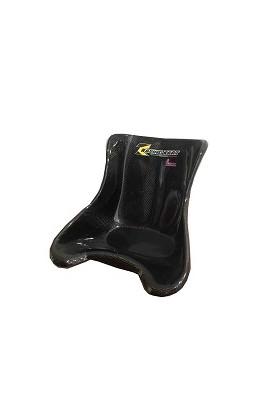 Sedile TK Racing Kart Finto Carbonio Max