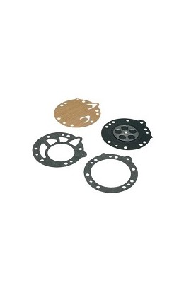 Kit guarnizioni + membrane per carburatori tipo Tillotson 24mm