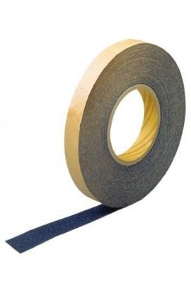 Nastro antiscivolo adesivo nero MT.18 H. 25mm