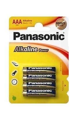 Batterie Panasonic Alkaline power AAA