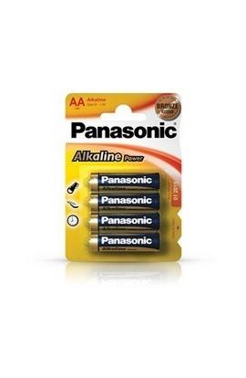Batterie Panasonic Alkaline power AA