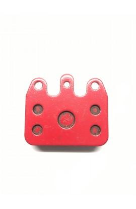 Pastiglia Freno CRG Posteriore VEN 05 Compatibile Rossa