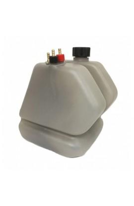 Serbatoio Silver Fume' LT.8,5 KZ Completo CRG