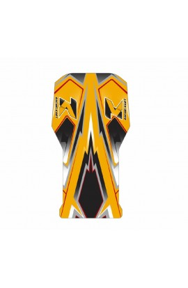 Kit Adesivo Pianale TK Racing Kart OK/KZ