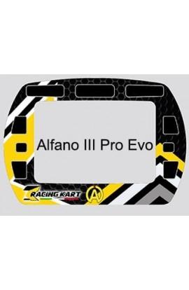 Adesivo TK Racing Kart per Alfano Pro III EVO