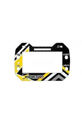 Adesivo TK Racing Kart per Mychron 5/2T