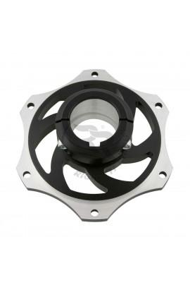Portacorona D.50mm in Alluminio Anodizzato